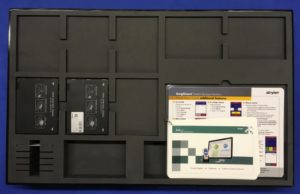 Stryker Surge-Count Tray